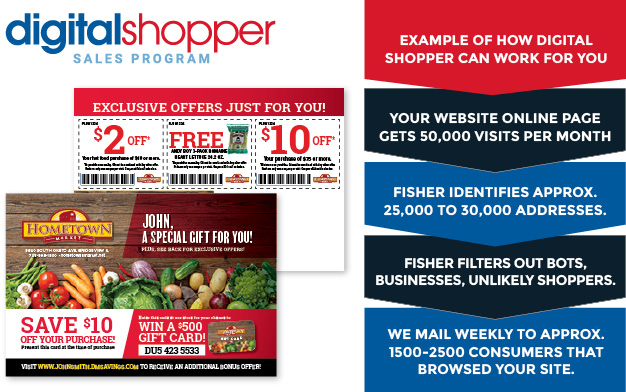 Digital Shopper Sales Program